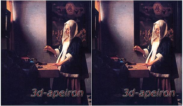 Vermeer-Balanza